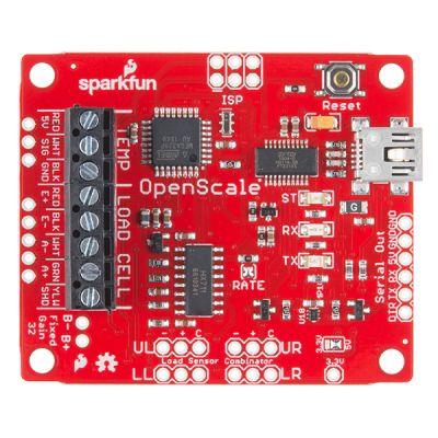 OpenScale Ağırlık Sensörü Kartı