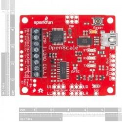 OpenScale Ağırlık Sensörü Kartı - Thumbnail