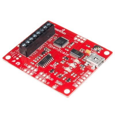 OpenScale Weight Sensor Board