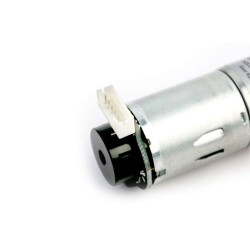 Optical Encoder Motor-25 9V/185RPM - Thumbnail