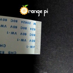 Orange Pi 24 Pin FPC Kamera Kablosu - Thumbnail