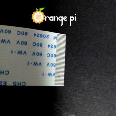 Orange Pi 24 Pin FPC Kamera Kablosu
