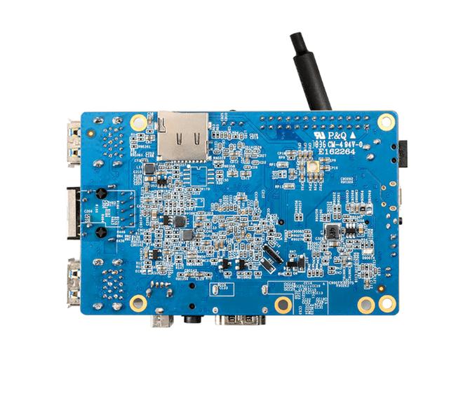 Orange Pi 3 (1G RAM-8G Flash)
