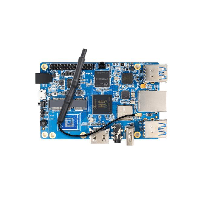 Orange Pi 3 (2G RAM-8G Flash)