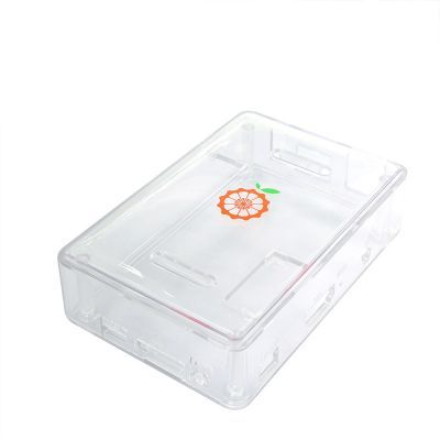 Orange Pi PC Plus Transparent Protective Case