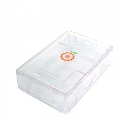 Orange Pi PC Plus Şeffaf Case - Thumbnail