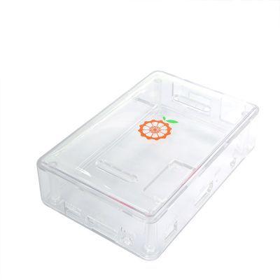 Orange Pi PC Plus Şeffaf Case