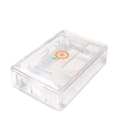Orange Pi Plus 2E / Prime için Şeffaf Case