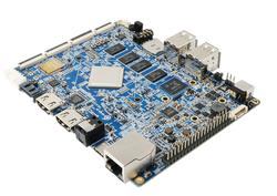 Orange Pi Rockchip RK3399 4GB 64bit Mini PC - Thumbnail