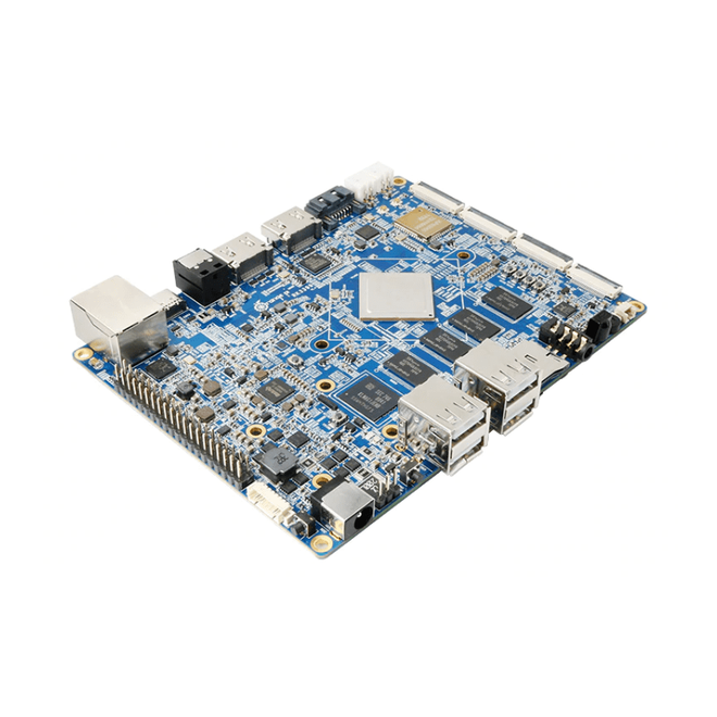 Orange Pi Rockchip RK3399 4GB 64bit Mini PC