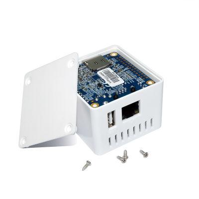 Orange Pi Zero 256 MB/512 MB için Beyaz Case