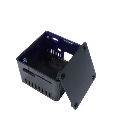 Orange Pi Zero Plus 2 H3 / H5 için Siyah Case