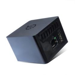 Orange Pi - Orange Pi Zero ve Eklenti Kartı için Siyah Case