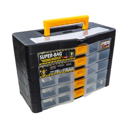 Asrın Plastik - Organizer 5-Layer Material Box with Drawers