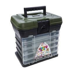 Asrın Plastik - Organizerli Hobi Takım Çantası