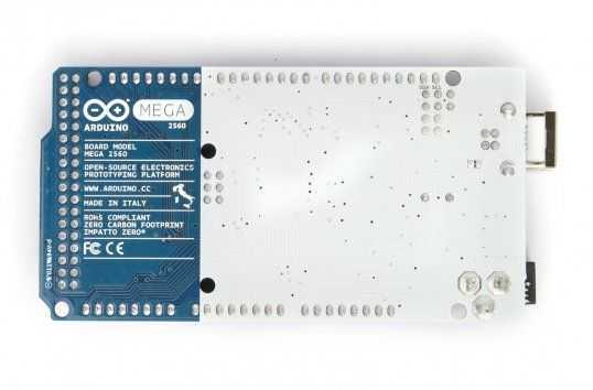 Buy original arduino mega r new version with cheap