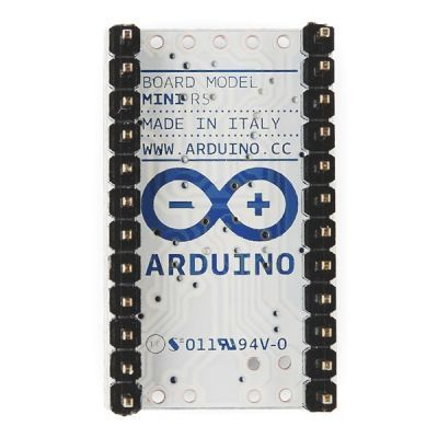 Original Arduino Mini 05 without Headers