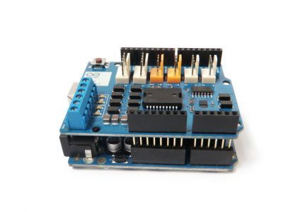 Orjinal Arduino Motor Shield Rev3