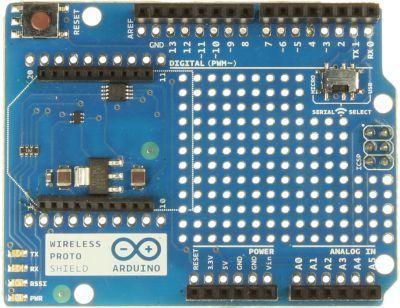Orjinal Arduino Wireless Proto - XBee Shield