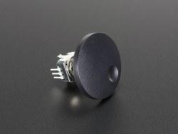 Adafruit - Oval Rotary Encoder Head - 35mm Diameter