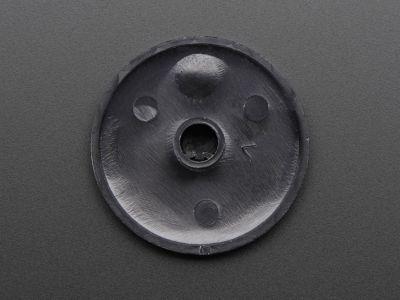 Oval Rotary Encoder Head - 35mm Diameter