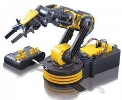 OWI-535 Robotic Arm Edge Kit - Robot Kol - PL-947 - Thumbnail