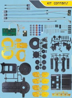 OWI-535 Robotic Arm Edge Kit - Robot Kol - PL-947