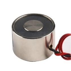 P25/20 Elektro Mıknatıs - 5 kg Tutma Gücü - Thumbnail