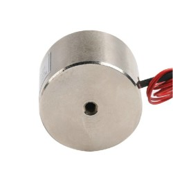 P25/20 Elektromıknatıs - 5 kg Tutma Gücü - Thumbnail
