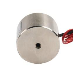 P30/25 Elektro Mıknatıs - 12 kg Tutma Gücü - Thumbnail