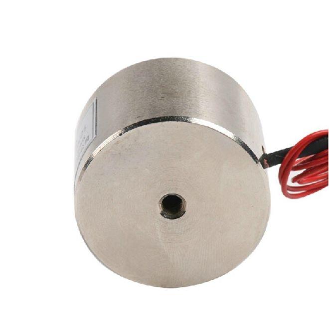 P30/25 Elektro Mıknatıs - 12 kg Tutma Gücü