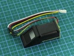 Parmak İzi Okuyucu Sensör - Grove - Thumbnail