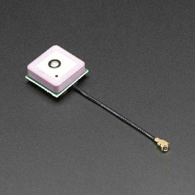 Pasif GPS Anten - uFL - 15x15 mm 1 dBi Kazanç