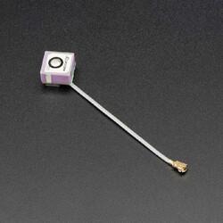 Adafruit - Pasif GPS Anten - u.FL - 9x9 mm -2 dBi Kazanç