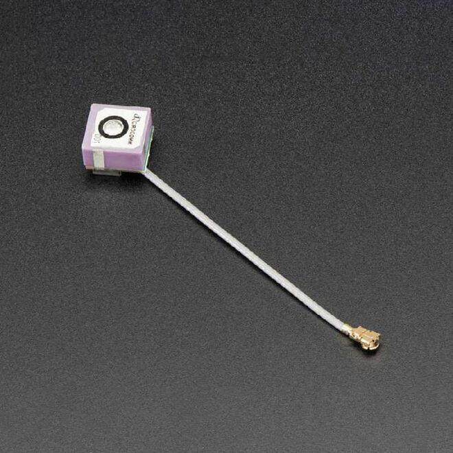 Pasif GPS Anten - u.FL - 9x9 mm -2 dBi Kazanç