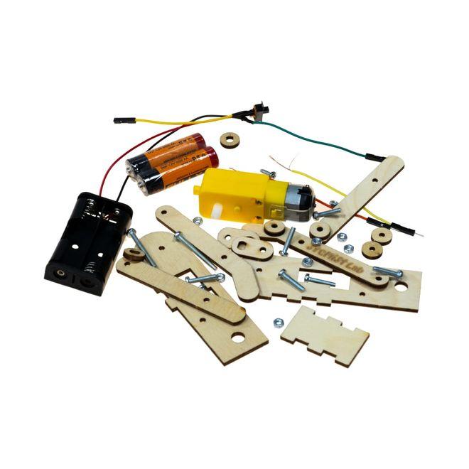 Stemist Box Paytiş Robot