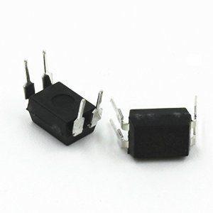PC817 (LTV817) - DIP4 Optocoupler