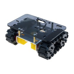Robotistan - Peanut Mini Tracked Robot Platform (without Electronics)