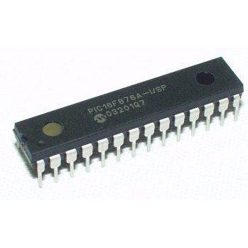 PIC 16F876A - DIP28