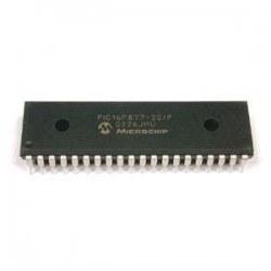 Microchip - PIC 16F877A - DIP40