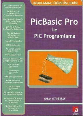PicBasic PRO ile Pic Programlama - Orhan Altınbaşak