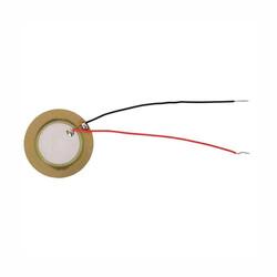 Robotistan - Piezo Disk - With Cable - 35mm Diameter