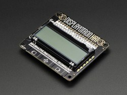 Pimoroni - Pimoroni Raspberry Pi Zero 16x3 Character LCD Shield