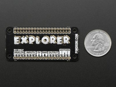 Pimoroni Raspberry Pi Zero Explorer Shield