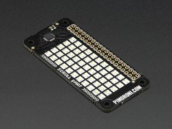 Pimoroni - Pimoroni Raspberry Pi Zero 11x5 Led Matris Shield