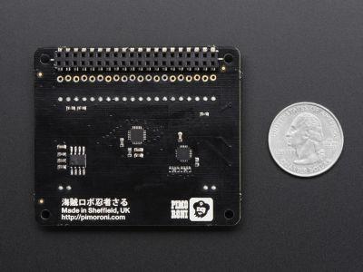 Pimoroni Raspberry Pi Zero 16x3 Karakter LCD Shield