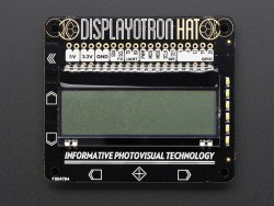 Pimoroni Raspberry Pi Zero 16x3 Karakter LCD Shield - Thumbnail