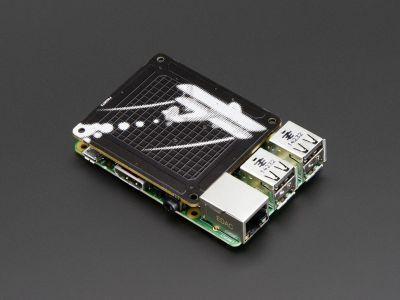 Pimoroni Skywriter Raspberry Pi 3D Hareket Sensör Kartı