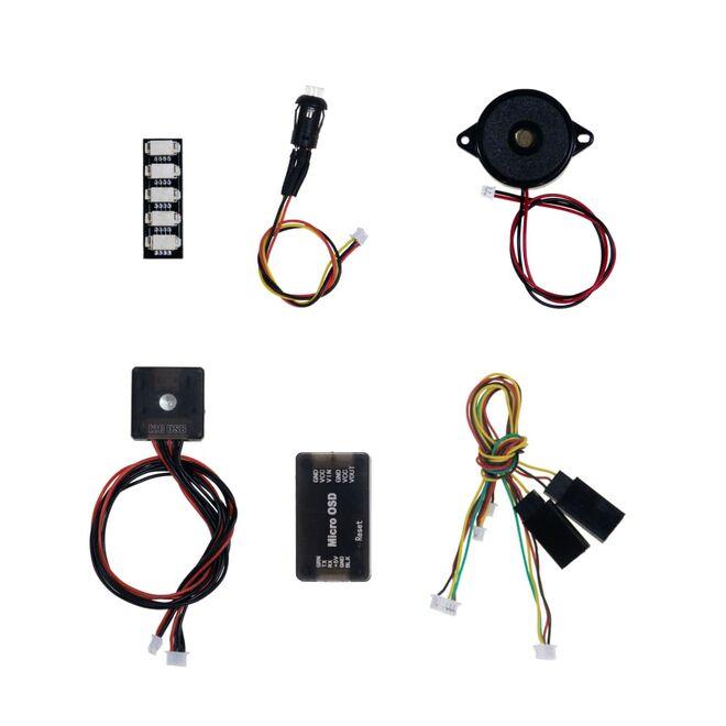 Pixhawk PX4 v2.4.6 32 Bit Flight Controller + M8N GPS + 915 Mhz Telemetry Combo Kit