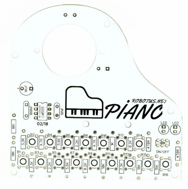 Piyano Lehimleme Kiti